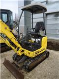 New Holland E 18 SR, 2013, Mini excavadoras < 7t