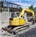 New Holland E 70, 2008, Excavadoras 7t - 12t