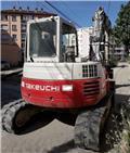 Takeuchi TB180FR, 2014, Excavadoras 7t - 12t