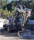 Terex TW 110, 2012, Excavadoras de ruedas