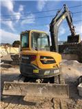Volvo ECR 58, 2016, Mini Excavators <7t (Mini Diggers)