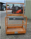 Bauer MB-D Arbeitskorb, 2006, Other attachments and components