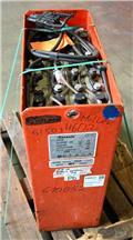 Exide 24 V 3 PzS 420 Ah, 2010, Diger parçalar