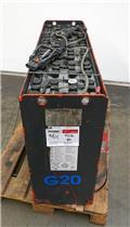 Gruma 48 V 4 PzS 620 Ah, 2015, Andere Ausstattung und Zubehör