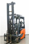 Linde E20P, 2017, Electric Forklifts