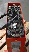 Gruma 24 V 2 PzS 250 Ah, 2013, Các thành phần khác