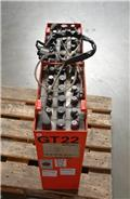 Gruma 24 V 3 PzS 375 Ah, 2011, Andere Ausstattung und Zubehör