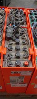 Gruma 24 V 3 Pzs 375 Ah, 2018, Ostali priključci i komponente