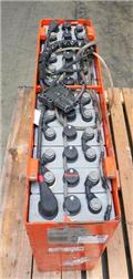 Gruma 24 V 3 PzS 375 Ah, 2014, Other attachments and components