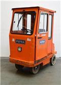 Pefra 712, 2000, Elektriline puksiir