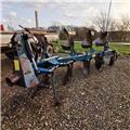 Fiskars 4 furet, Reversible ploughs