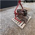He-Va Med 400kg frontvægte, Druga oprema za traktorje
