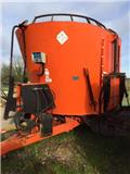 Abbey V12, 2004, Mixer feeders