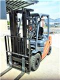 Toyota 02-8 FD F 25, 2013, Diesel Forklifts