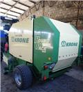 Krone Round Pack 1550, 2013, Square balers