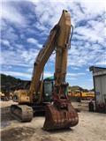 Caterpillar 330 CL, Crawler excavators