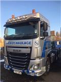 DAF XF 510 Euro 6 120 ton, 2017, Ciągniki siodłowe