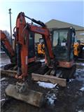 Hitachi ZX 33 U-5, Crawler excavators