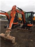 Hitachi ZX 38 U-5 A, 2014, Excavadoras de cadenas