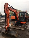 Hitachi ZX 48 U, 2011, Crawler excavators