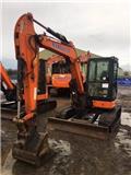 Hitachi ZX 55 U-5 A CLR, 2015, Crawler excavators