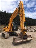 JCB JS 220 XD, 2008, Crawler excavators