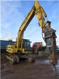 Komatsu PC 210 LC-8, 2012, Crawler excavators