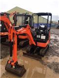 Kubota KX 015-4, 2012, Crawler excavators