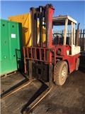 Lansing Bagnall FODR 635 3500Kg Diesel, Diesel Trucker