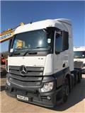 Mercedes-Benz Actros 2543, 2014, Tractor Units