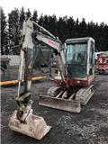 Takeuchi TB125, 2007, Crawler Excavators