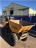 Terex 1 ton, 2014, Οχήματα με ανατρεπόμενο κάδο μικρού μεγέθους