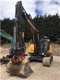 Volvo ECR 235, 2015, Crawler excavators