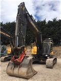 Volvo ECR 305 C L, 2011, Crawler excavators