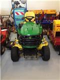 John Deere X 758, 2016, Kompakte traktorer