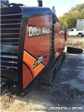 Ditch Witch JT 25, 2014, Tunnelborerigger