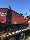 Ditch Witch JT 25, 2013, Tunnel Boring Machine (TBM)