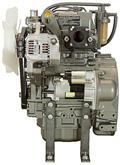 Yanmar 2TNV70, Engines