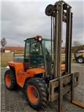 Ausa CH320 Allrad nur 1996 Stunden gelaufen!!!, 2000, Carretillas diesel