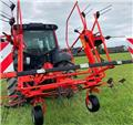 Kuhn GF 5202, 2013, Rakes and tedders
