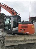 Hitachi ZX 130, 2014, Crawler excavators