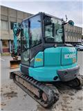 Kobelco SK 55 SRX-6, 2016, Minigravere <7t