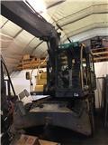 EW 160C, 2011, Gravemaskiner på hjul