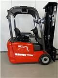 Manitou ME 315, 2017, Electric forklift trucks