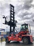 Kalmar DCF 100-45 E7, 2014, Gaffeltruck til containerhåndtering