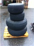 Bridgestone græsbane dæk, Wheels