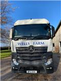 Mercedes-Benz Actros 2545, 2012, Other