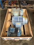 ABB 11 kW ABB E-motor Type QU160M4AK, Varikliai
