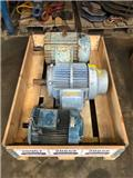 Asea 7,5 kW Asea E-motor Type MBRF15, Motoren