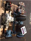 Hydr. driveenhed - 4 stk., Інше обладнання